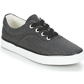 Schuhe Damen Sneaker Low André FUSION Grau