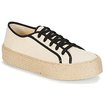 Schuhe Damen Sneaker Low André LODGE Naturfarben