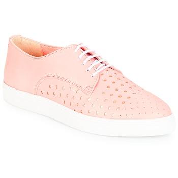 Schuhe Damen Sneaker Low André PRESAGE Rose