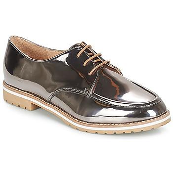 Schuhe Damen Derby-Schuhe André CHARLELIE Silbern