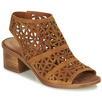Schuhe Damen Sandalen / Sandaletten André CARIOCA Camel