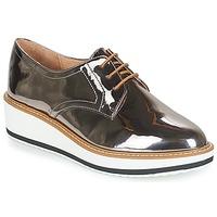 Schuhe Damen Derby-Schuhe André CHICAGO Silbern