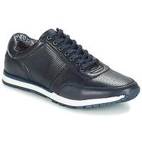 Schuhe Herren Sneaker Low André LYNX Blau
