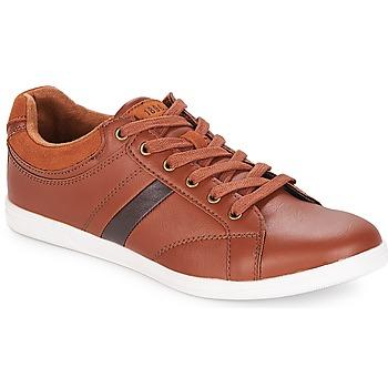 Schuhe Herren Sneaker Low André DONATELLO Camel