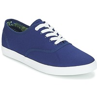 Schuhe Herren Sneaker Low André UNI Blau