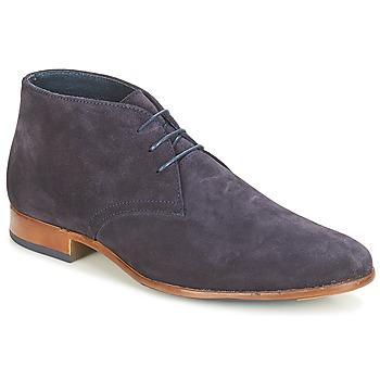 Schuhe Herren Boots André VALLON Marine