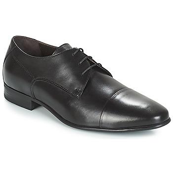 Schuhe Herren Derby-Schuhe André MORGANI Schwarz