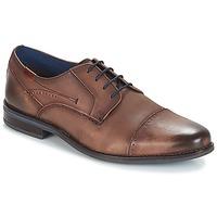 Schuhe Herren Derby-Schuhe André TORTONE Braun