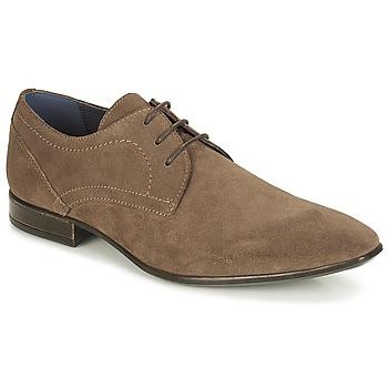 Schuhe Herren Derby-Schuhe André MONOPOLE Braun
