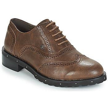 Schuhe Damen Derby-Schuhe Chattawak AMELIA Braun