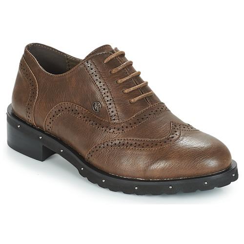 Chattawak AMELIA Damen Braun  Schuhe Derby-Schuhe Damen AMELIA 58,99 e2275b