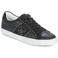 Schuhe Damen Sneaker Low Chattawak BRESCIA Schwarz