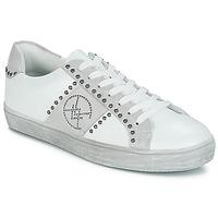 Schuhe Damen Sneaker Low Chattawak BRESCIA Weiss