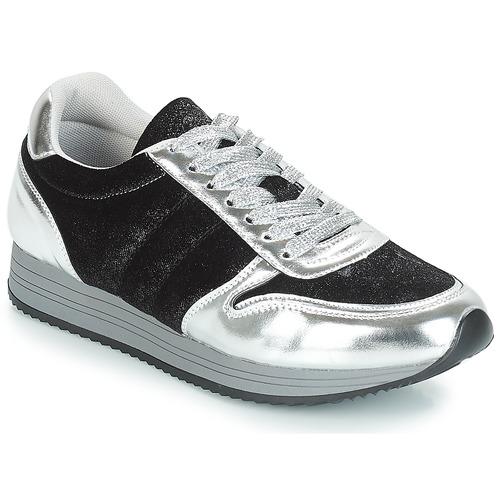 Chattawak CESENA Schwarz  Schuhe Sneaker Niedrig Damen 68,99