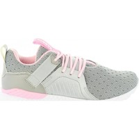 Schuhe Kinder Sneaker Low Bass3d 42141 Gris
