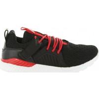 Schuhe Kinder Sneaker Low Bass3d 42141 Negro