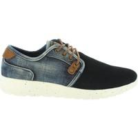 Schuhe Herren Sneaker Low Bass3d 40179 Azul