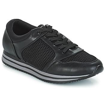 Schuhe Damen Sneaker Low Chattawak COME Schwarz