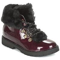 Schuhe Mädchen Boots Citrouille et Compagnie JUTTER Rot