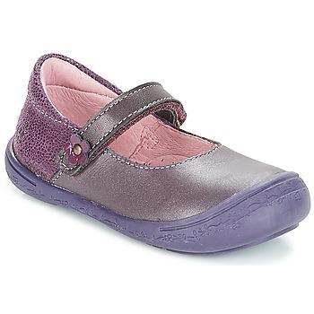 Schuhe Mädchen Ballerinas Citrouille et Compagnie JITSONBU Violett
