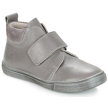Schuhe Jungen Boots Citrouille et Compagnie JOJAMO Grau