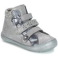 Schuhe Mädchen Boots Citrouille et Compagnie JODIL Grau