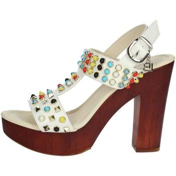 Schuhe Damen Sandalen / Sandaletten Laura Biagiotti 1010-X3 Weiss