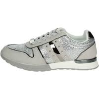 Schuhe Damen Sneaker Low Laura Biagiotti 679 Eisgrau
