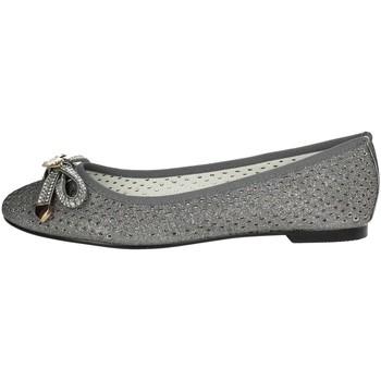 Schuhe Damen Ballerinas Laura Biagiotti 709 Silber