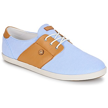 Schuhe Sneaker Low Faguo CYPRESS13 Camel