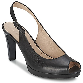 Schuhe Damen Sandalen / Sandaletten Hispanitas ENELDO Schwarz