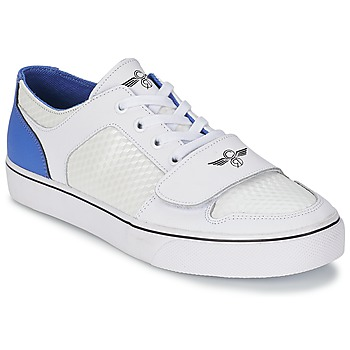 Schuhe Herren Sneaker Low Creative Recreation CESARIO LO XVI Weiss / Blau