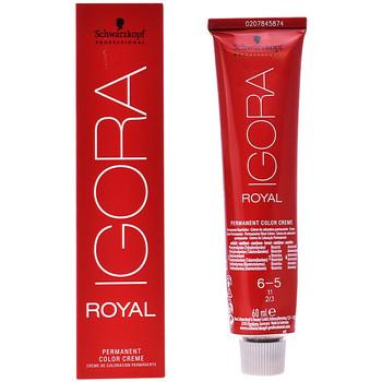 Beauty Accessoires Haare Schwarzkopf Igora Royal 6-5  60 ml