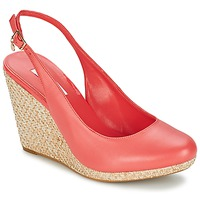 Schuhe Damen Pumps Dune CECILLE Korallenrot