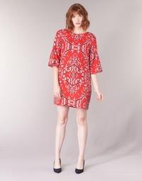 Kleidung Damen Kurze Kleider Vero Moda VMGYANA Rot