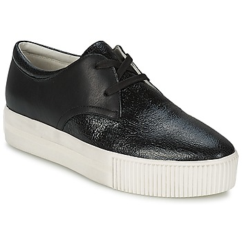 Schuhe Damen Sneaker Low Ash KEANU Schwarz