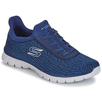 Schuhe Damen Fitness / Training Skechers EZ FLEX 3.0 Nvy