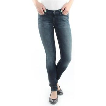 Kleidung Damen Röhrenjeans Wrangler Spodnie  Jaclyn 26DU468Y blau