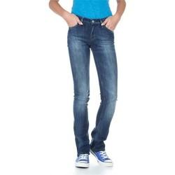Kleidung Damen Slim Fit Jeans Lee Bonnie L302ALFR blau
