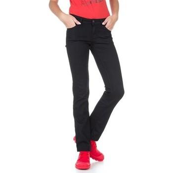 Kleidung Damen Slim Fit Jeans Lee Marlin L337DROC czarny