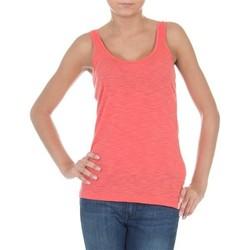 Kleidung Damen Tops Wrangler Essential Tanks W7244GRHJ rosa