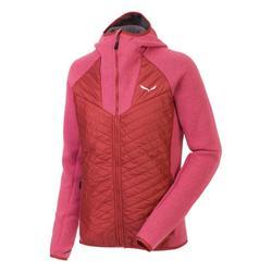 Kleidung Damen Fleecepullover Salewa Bluza  Fanes PL/TW W Jacket 25984-6336 różowy
