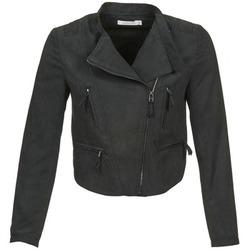 Kleidung Damen Jacken / Blazers See U Soon CANDICE Schwarz