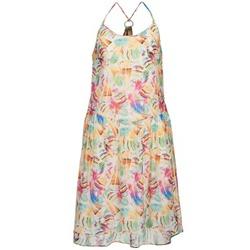 Kleidung Damen Kurze Kleider See U Soon CAROLINE Multifarben