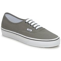 Schuhe Sneaker Low Vans AUTHENTIC Grau