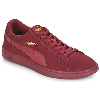 Schuhe Herren Sneaker Low Puma SMASH V2 SD Bordeaux
