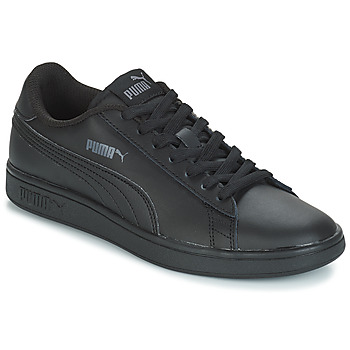 Schuhe Herren Sneaker Low Puma SMASH Schwarz