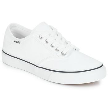 Schuhe Damen Sneaker Low Vans WN CAMDEN 1 Weiss