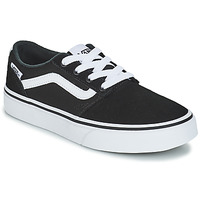 Schuhe Kinder Sneaker Low Vans VYT CHAPM STRIP Schwarz