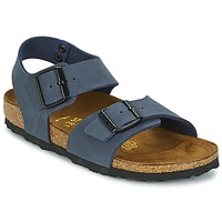 Schuhe Jungen Sandalen / Sandaletten Birkenstock NEW YORK Marine